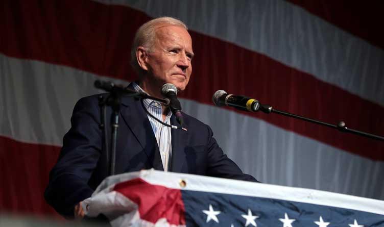 Joe Biden Electric Vehicles Critics