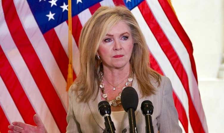 U.S. Senator Marsha Blackburn Tennessee