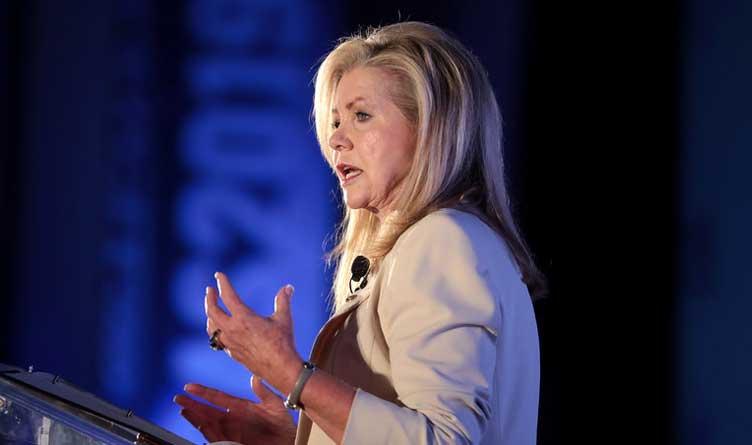 U.S. Senator Marsha Blackburn (R-Tenn.)