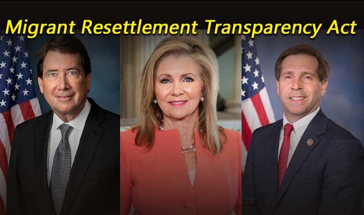 Hagerty, Blackburn, Fleischmann Introduce Migrant Resettlement Transparency Act