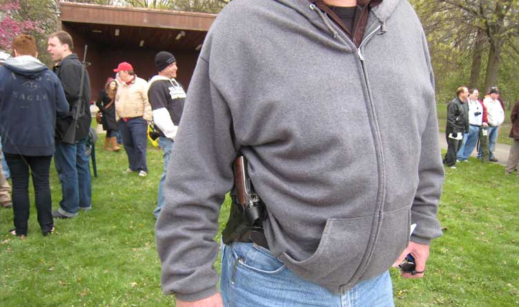 National gun policy group sues Tennessee over new handgun law