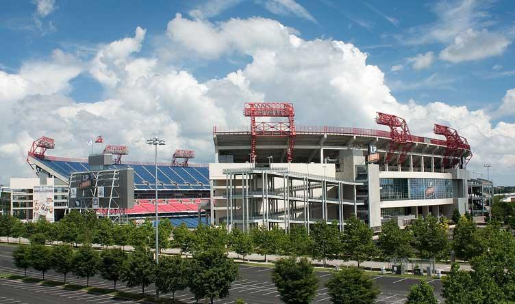 Nissan Stadium Nashville Tennessee