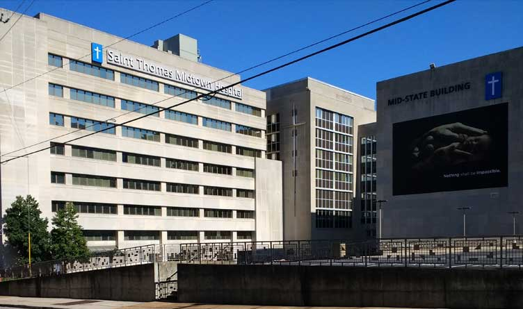 Saint Thomas Midtown Hospital, Nashville