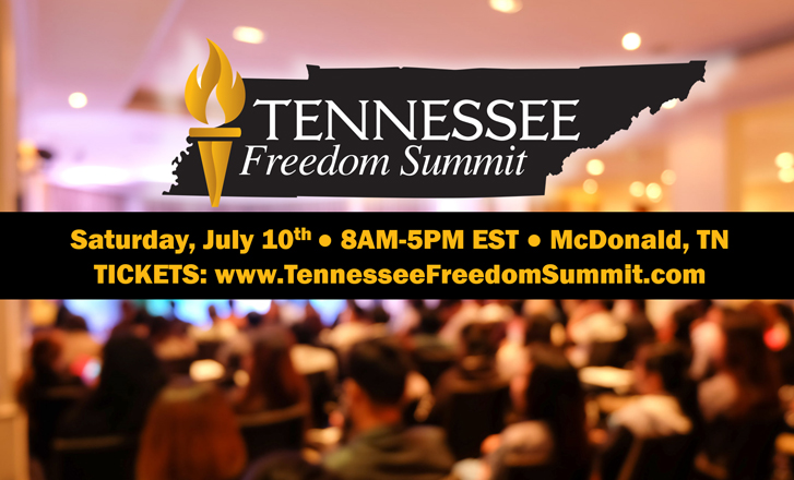 Tennessee Freedom Summit Announcement!
