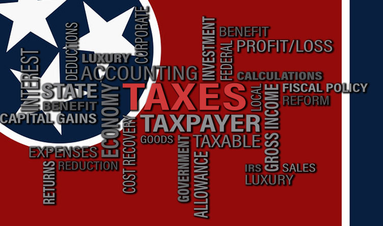 Tennessee Ranks 12th In State Fiscal Reform Index