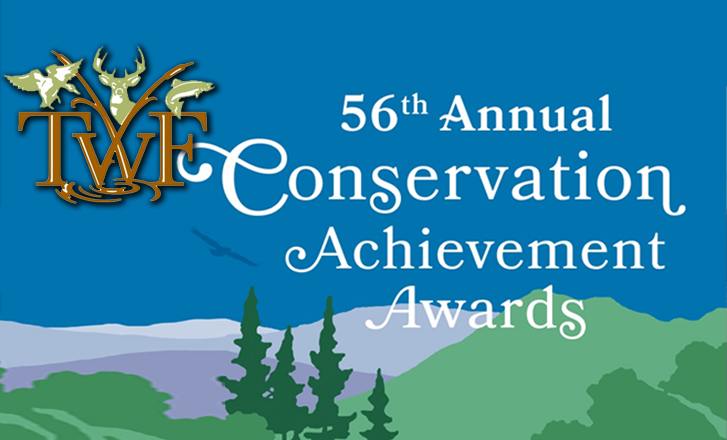 Three Hamilton County Residents Receive Awards From Tennessee Wildlife Federation