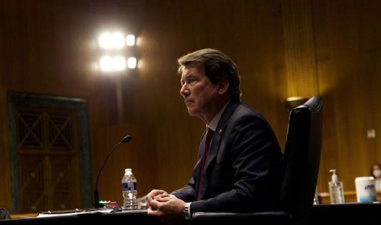 U.S. Senator Bill Hagerty