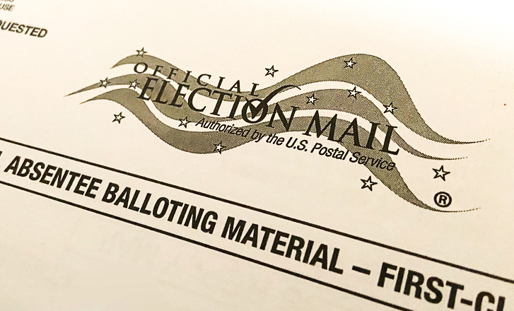 Watermarked absentee ballots coming to Tennessee in 2022