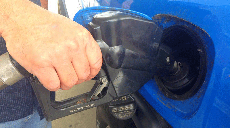 Gas Stations Are Running Out Of Gas
