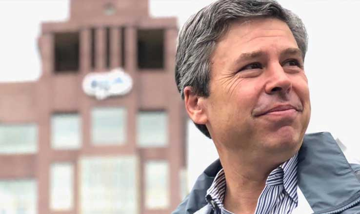 Former Chattanooga Mayor Berke To Become Consultant