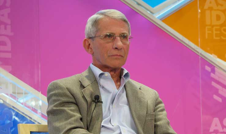 Fauci Emails Reveal Ineffectiveness Of Masks