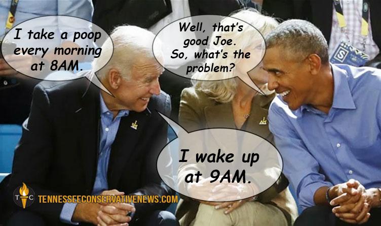 Joe Biden Barrack Obama Meme