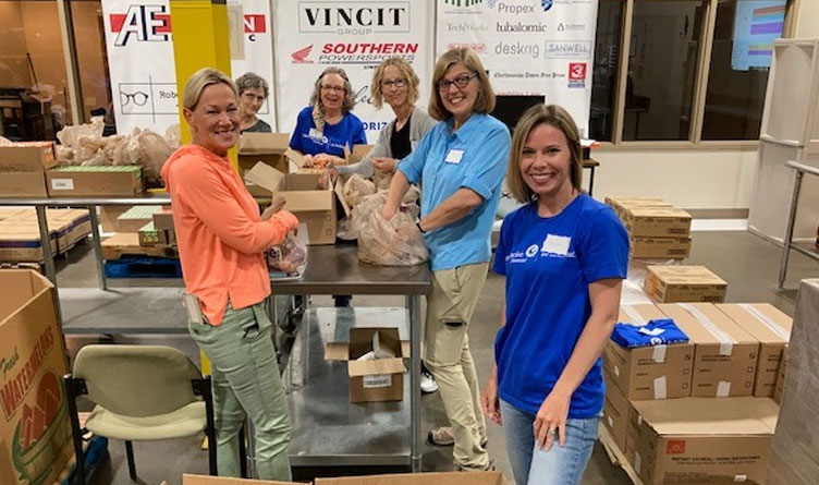 Chattanooga Area Food Bank Volunteers