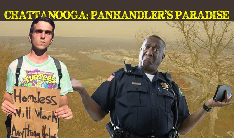Chattanooga Panhandler's Paradise