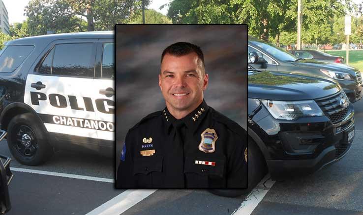 Chattanooga Police Chief David Roddy