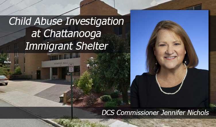 Child Abuse Investigation At Chattanooga Immigrant Shelte