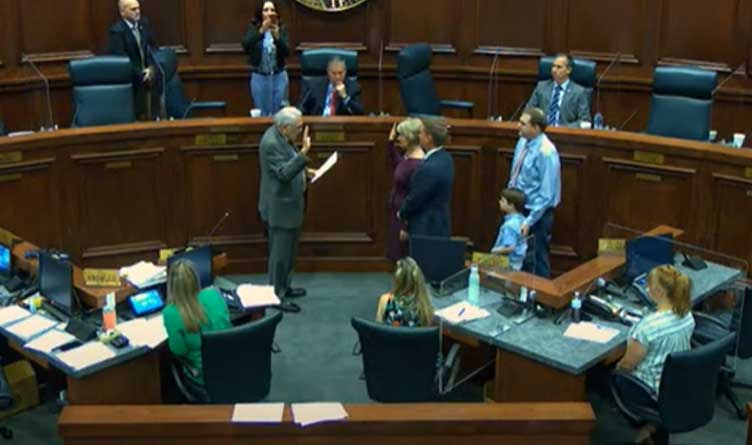 Commission Appoints Joan Carter As Interim State Rep