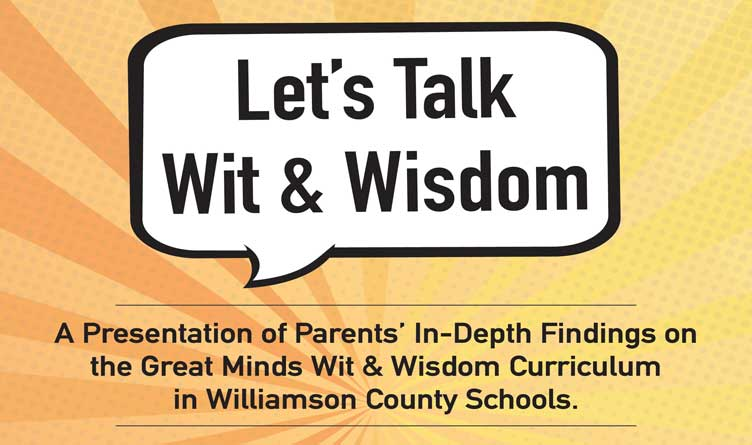 Critical Race Theory In Williamson County Schools To Be Exposed