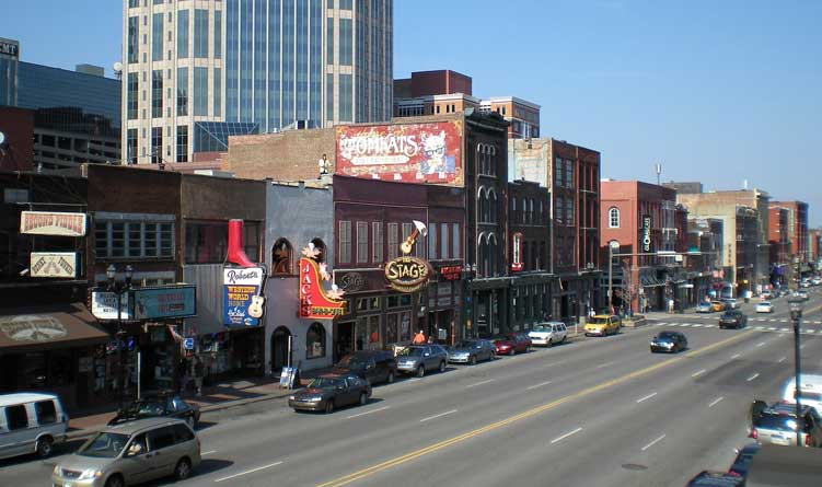 Nashville approves sales tax increase for downtown district
