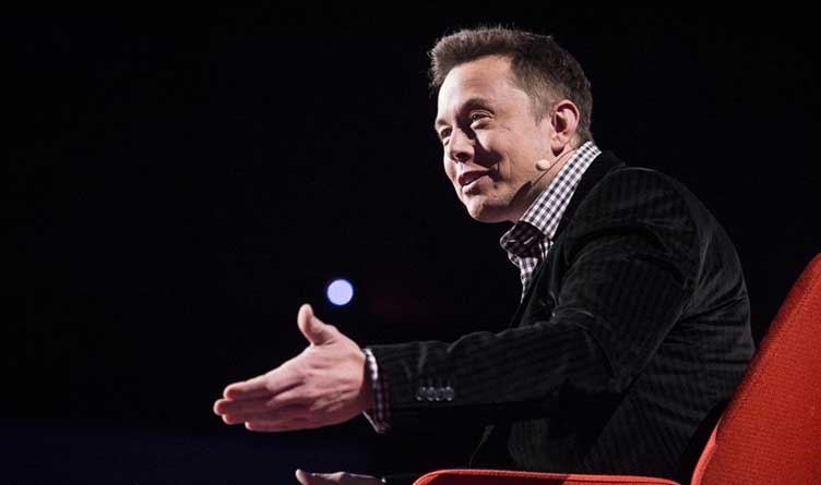 Tesla and SpaceX Chief Executive Officer Elon Musk