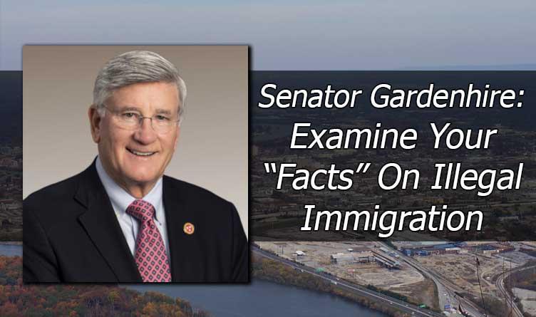 Senator Todd Gardenhire Tennessee Illegal Immigration