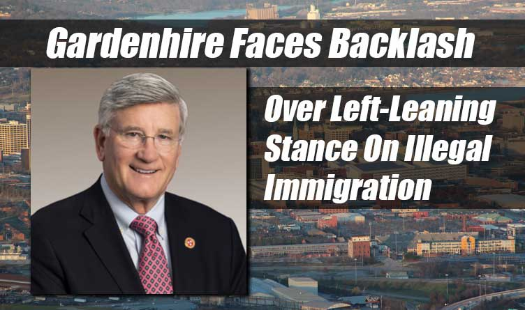Sen. Todd Gardenhire Faces Backlash Over Left-Leaning Stance On Illegal Immigration