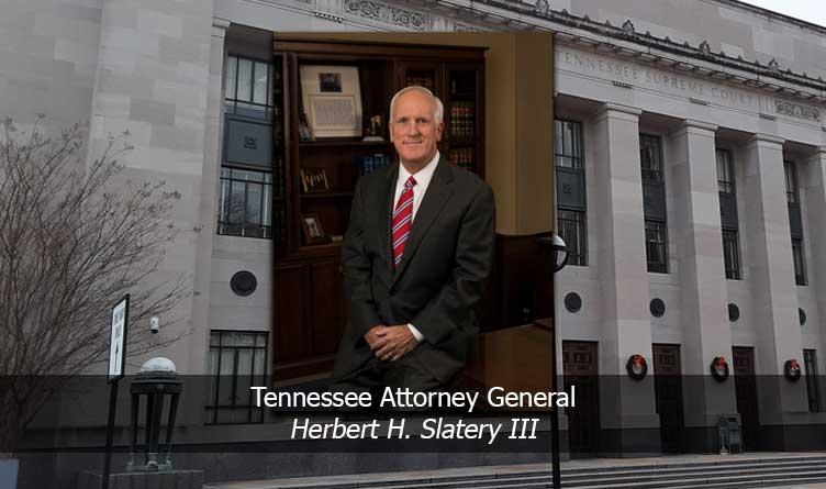 Tennessee Attorney General Herbert H. Slatery III