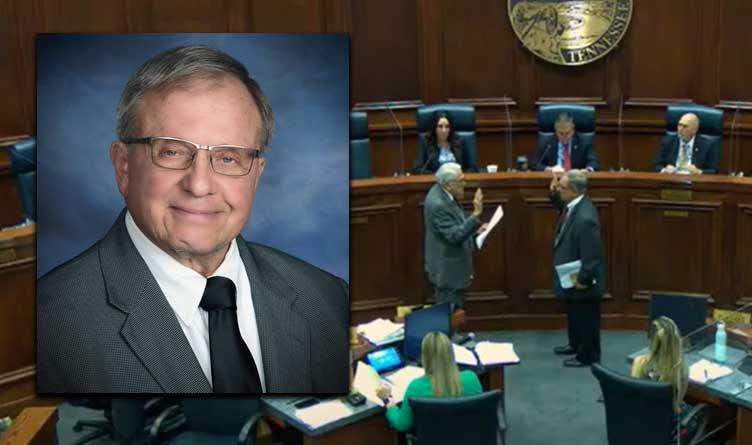 Commission Appoints Steve Highlander As District 9 Commissioner