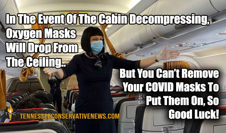 In The Event of Cabin Decompression...Meme