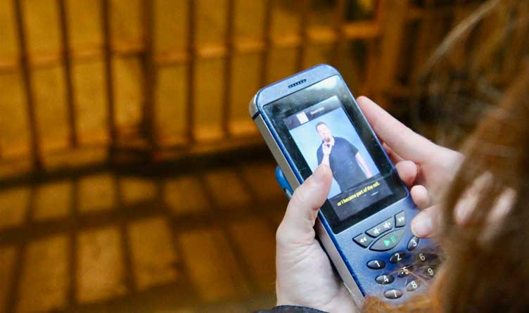 Inmates In Possession Of Cell Phone May Now Face Felony Charges