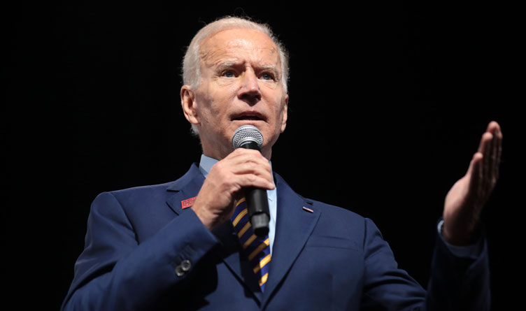 President Joe Biden Under Fire