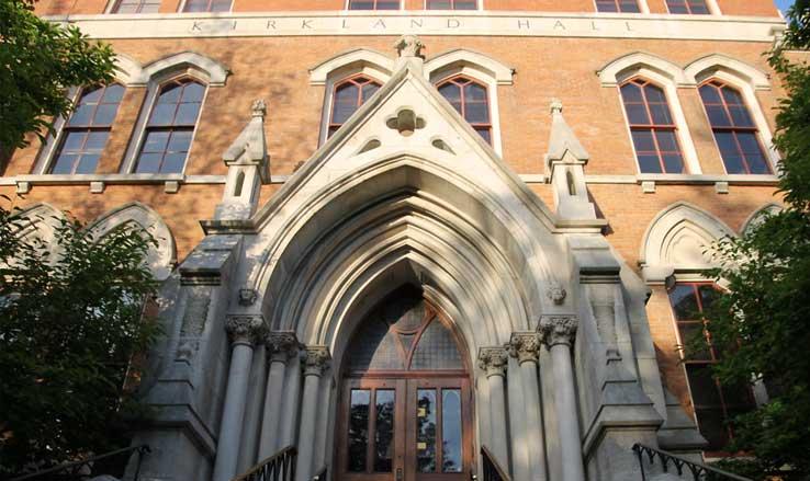 Kirkland Hall Vanderbilt University Tennessee Nashville