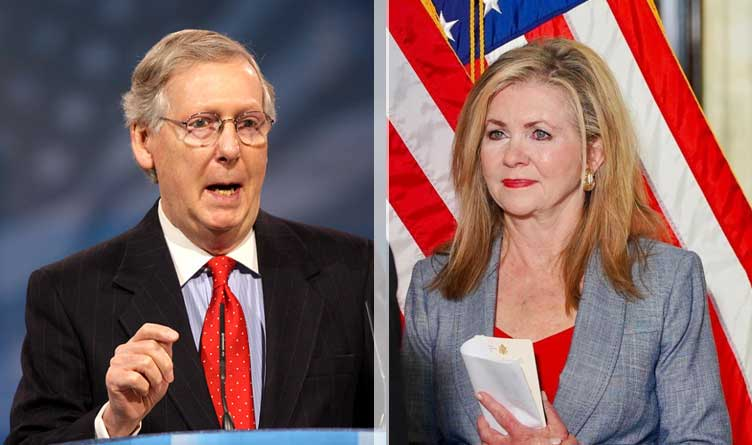 Blackburn And Republican Colleagues Introduce Bill To Defund 1619 Project Curriculum