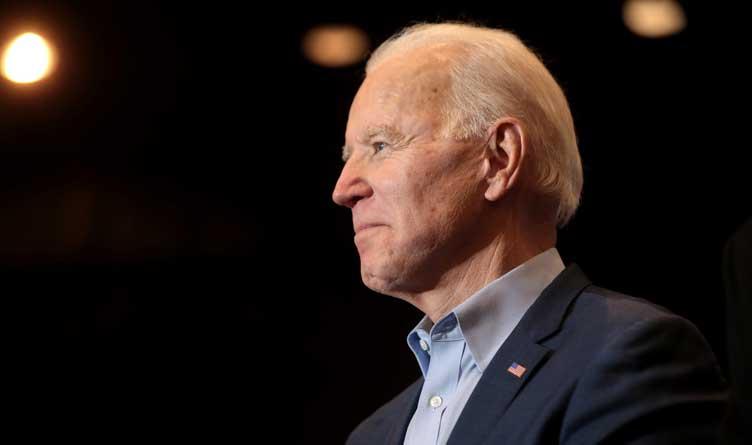 President Joe Biden Infrastructure Agreement