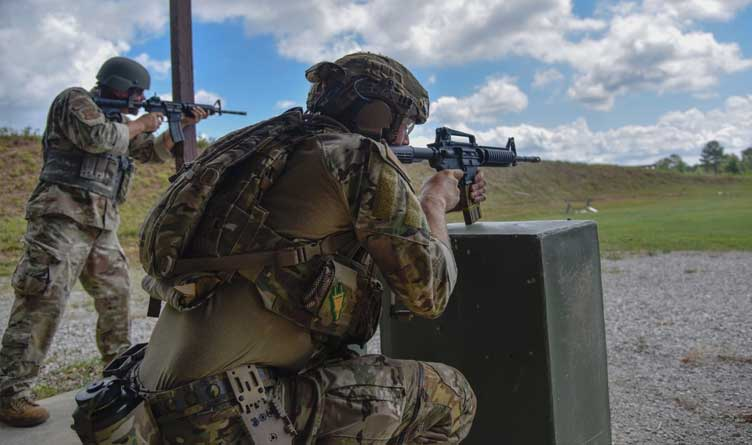 Tennessee National Guard Hosts Annual Marksmanship Competition