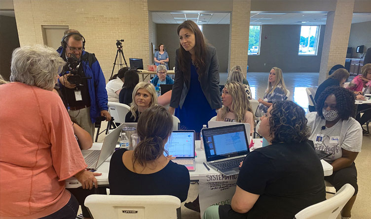 Tennessee awards $4.5M in grants to train new teachers