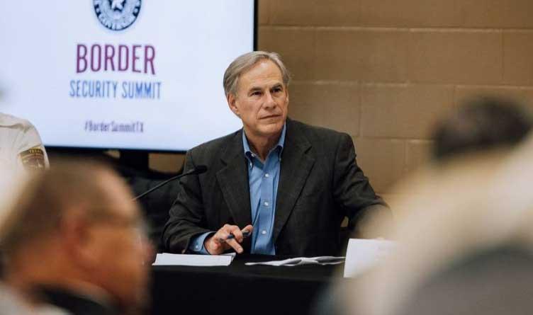 Gov. Abbott: Texas will build its own border wall