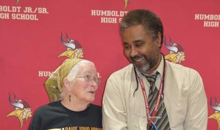 Humboldt Tennessee Teacher Tony Kendall