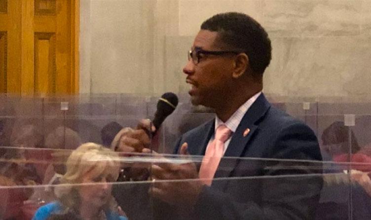 Representative Vincent Dixie Nashville Tennessee