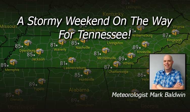 Tennessee Weather Forecast Weekend