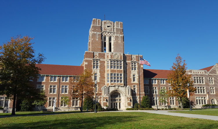 Ayres Hall University of Tennessee Knoxville