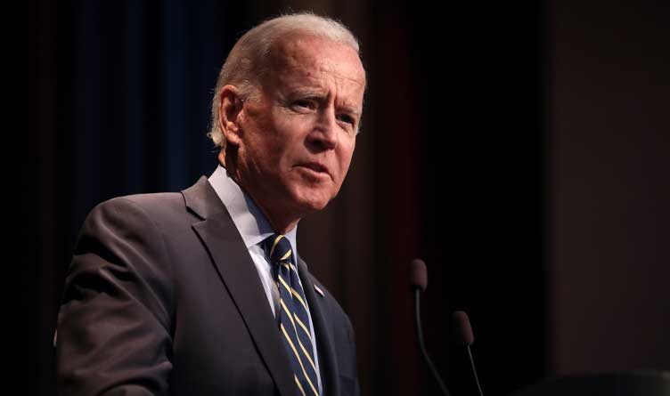 Biden approval rating hits lowest point since he took office