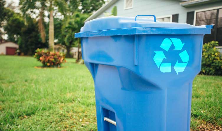 Chattanooga Curbside Recycling Suspended Due To Driver Shortage