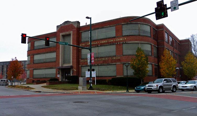 Chattanooga Hamilton County Business Development Center