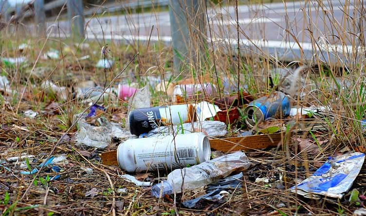 Commission Approves TDOT Litter Prevention And Trash Collection Grant
