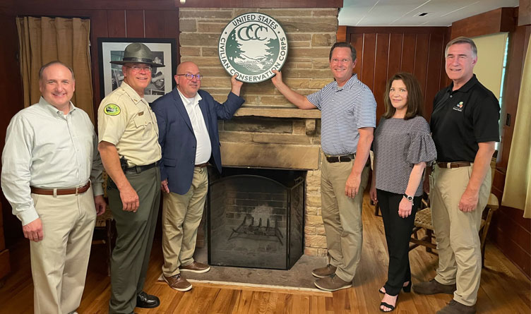 Tennessee State Park Unveils Restored Historic Cabins