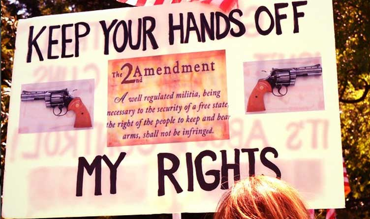 Federal Attack On 2nd Amendment Underscores Need For Strong 10th Amendment Legislation In TN