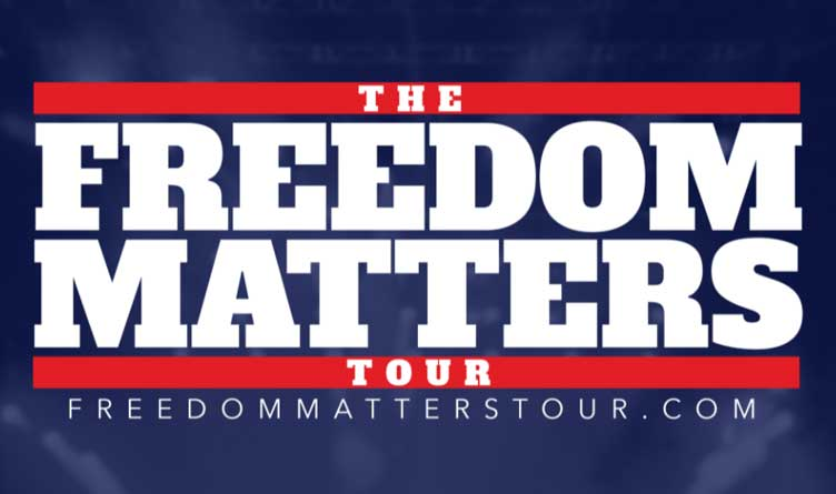 Tennessee Stands Launches The 'Freedom Matters' Tour