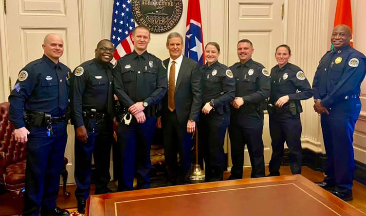 Governor Lee Convenes The Law Enforcement Training Advisory Council