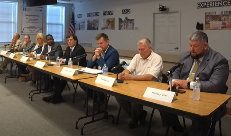 Hamilton County School Board Holds Forum for District 9 Candidates